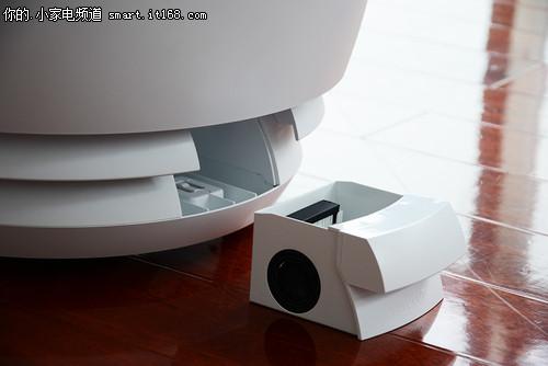 小蛋空气净化器外观解析