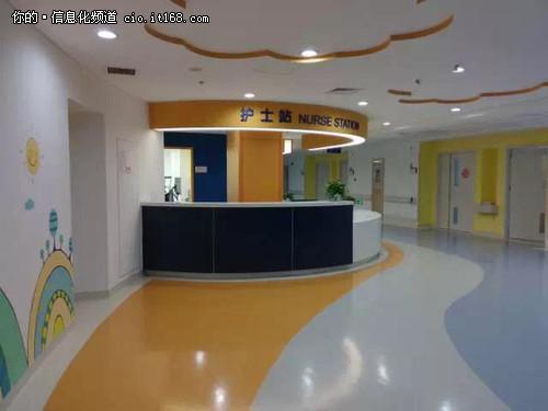 高标准的北大国际医院 信息化牛在哪里?