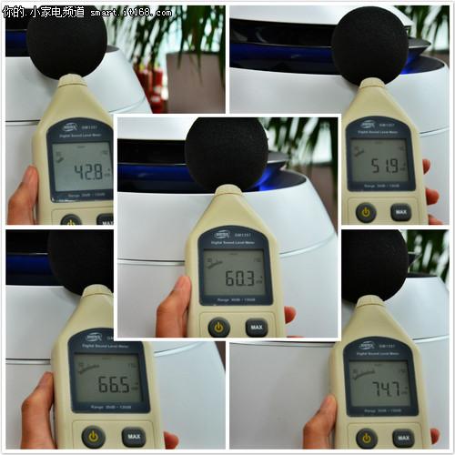 小蛋空气净化器测试结果