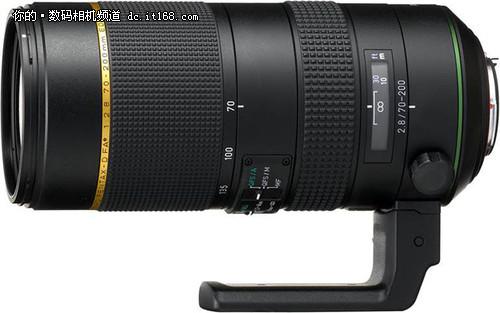 宾得DFA70-200mm f/2.8镜头延期上市