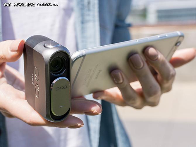 评测机构出相机 DxO One能否挑战单反?