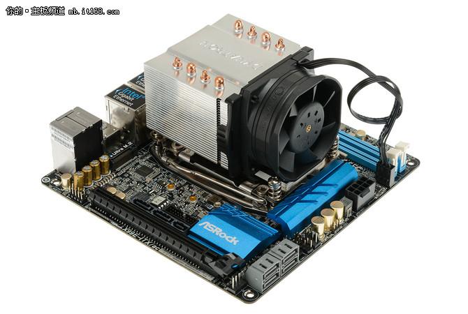 窄型 ILM CPU 散热器