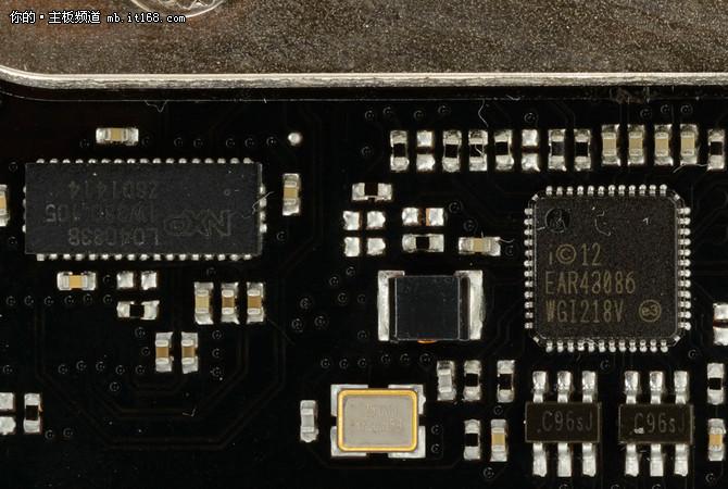 板载芯片:华擎X99E-ITXac