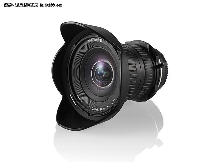 长庚发布首款超广微距 老蛙15mm f  4