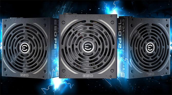十年质保 EVGA推SuperNOVA P2白金电源