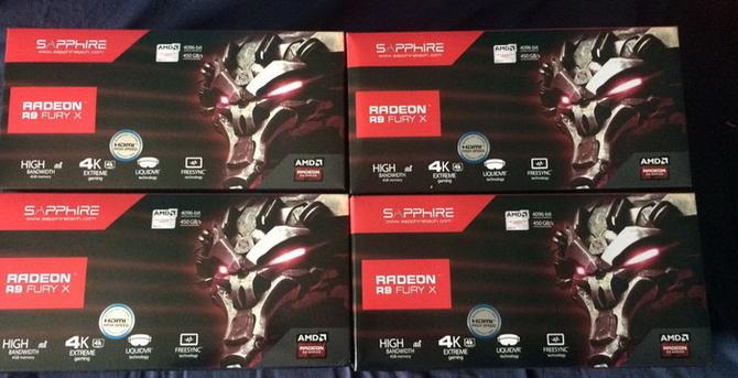 四路Fury X平台 AMD工程师教你如何弄