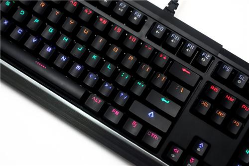 【图】灵逸gt200风机械键盘键位间距更合理 - 键鼠 —图片