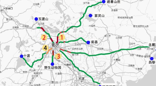 端午节出行 高德地图预测准确一路畅通