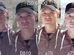 谁是高感王?A7II/A7S/D810感光度对比