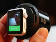 你会用Apple Watch控制相机取景拍照吗