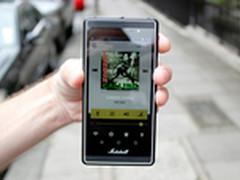 专心音乐500年 Marshall推出首款手机