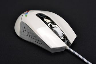 漂亮又好操 新贵GX1000-Pro鼠标评测