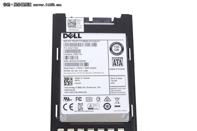 戴尔FX2服务器内部及主要配件介绍