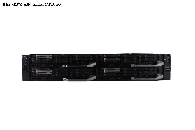 戴尔FX2服务器外观介绍