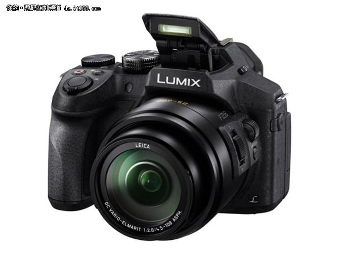松下官方正式发布GX8和FZ300两款新相机