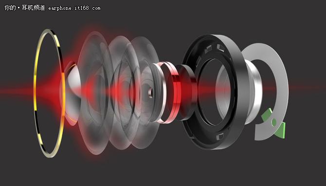 耳机扬声器的内部结构