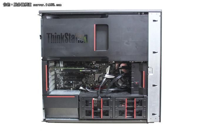 联想P500工作站内部结构