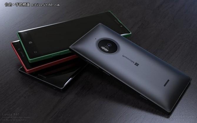 全金属机身 曝微软旗舰Lumia 950