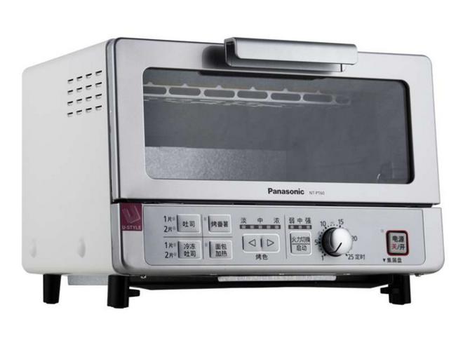 智能控色 松下电烤箱苏宁易购仅630