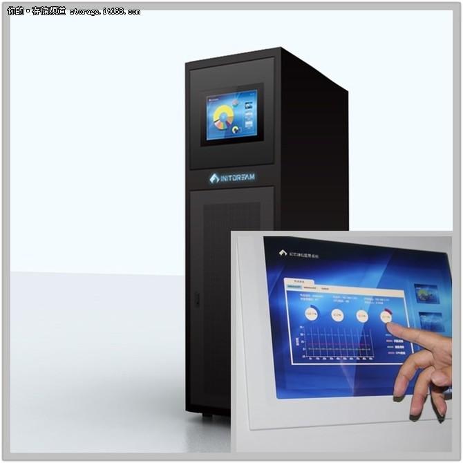 初志存储一体机—中小型安保的完美方案