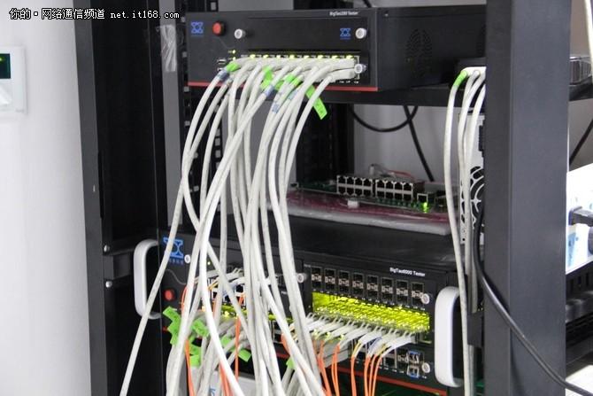 信而泰实验室 致力改善IP设备性能测试