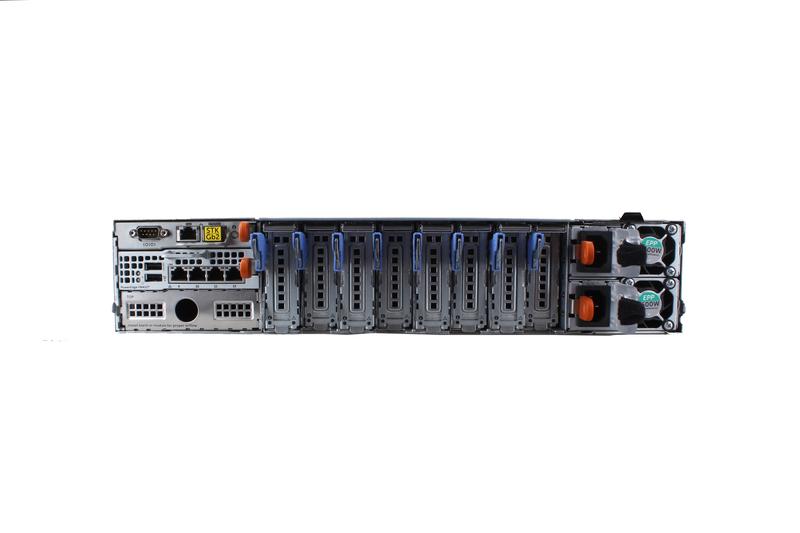 服务器中的变形金刚 戴尔FX2服务器评测