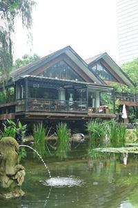 巴厘岛餐厅选用惠普M277 打造极致就餐