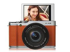 轻便时尚 富士X-A2微单电套机售价2999