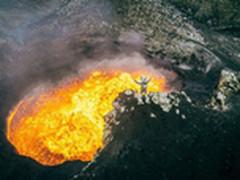 美地质专家3D打印火山模型分析火山灾害