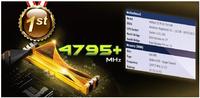 4795.4MHz 华擎Z170超频方程式勇夺王冠