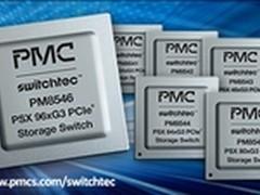 PMC推全球最快NVMe控制器及PCIe交换器