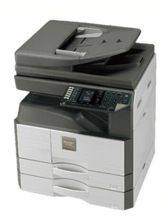 全能数码复印机 夏普2048N西安售6999元