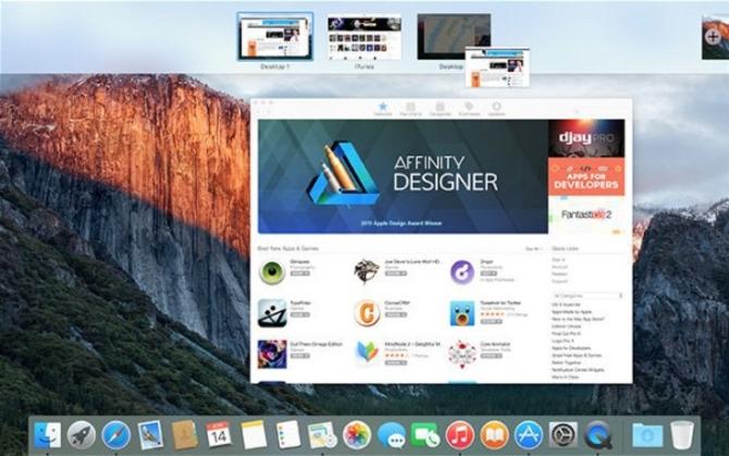 苹果发布OS X El Capitan第六个测试版