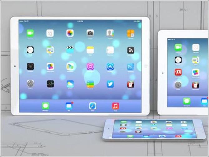 大尺寸的iPad Pro——将移动导入企业界