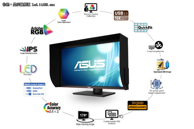 2560高分辨率显示器精选