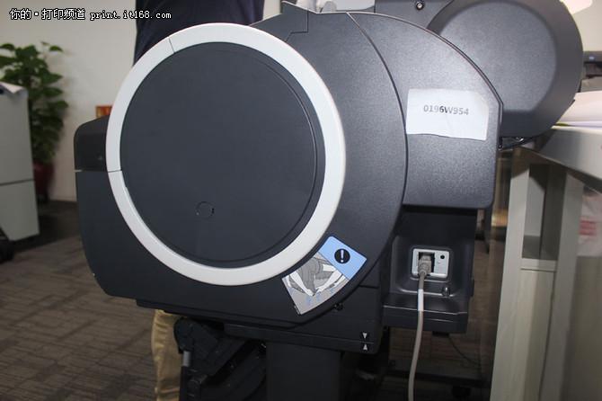 佳能iPF671大幅面打印机介绍