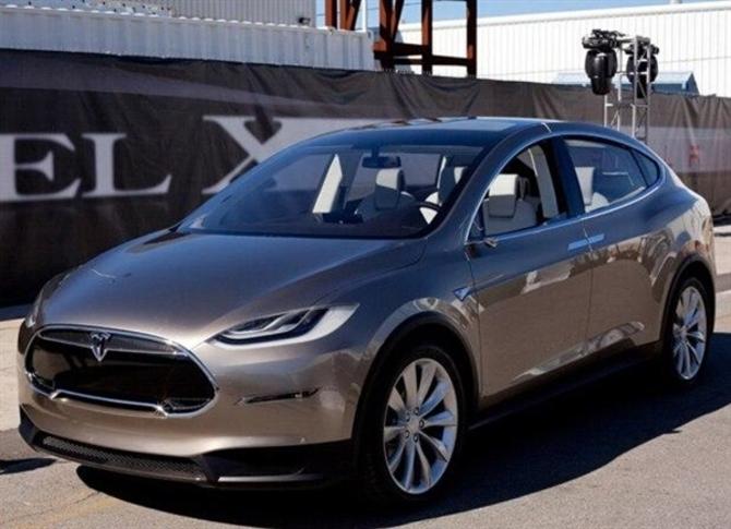 特斯拉SUV首发时间确认!配最先进电池