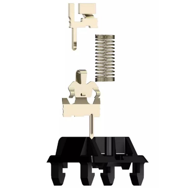 樱桃推出多款MX SILENT静音机械轴新品