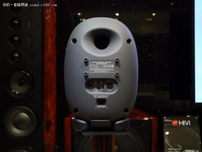 寂寞的霸主 惠威x8有源监听音箱试听
