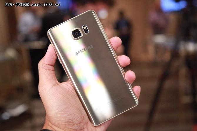 传承与创新 三星Galaxy Note5升级盘点