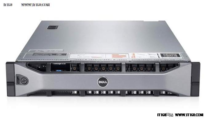 戴尔12G机架服务器