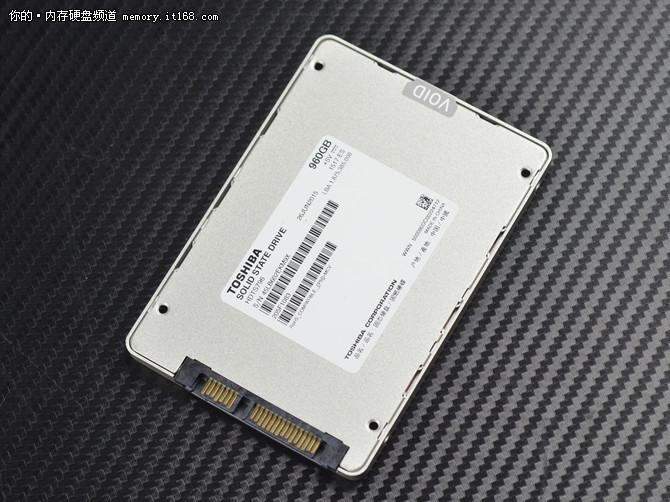 东芝Q300系列固态硬盘评测-盘体解析