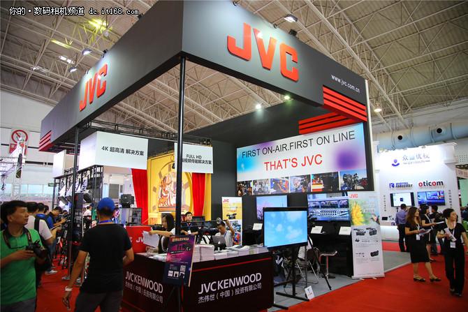JVC将感动和安心传递给世界各地的人们