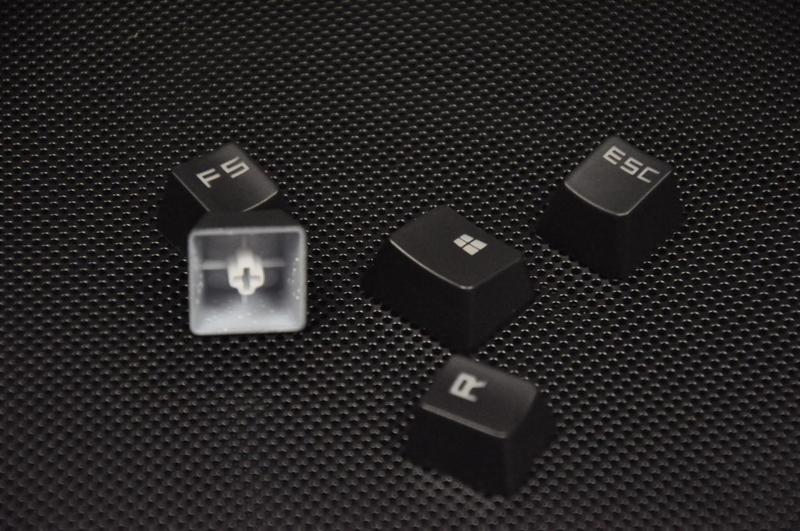 雷柏v500s全无冲全背光机械键盘上市