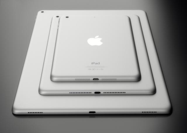 数据分析显示iPad Pro分辨率或大幅增加