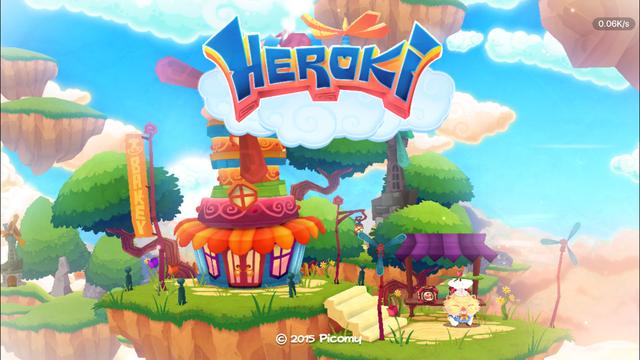 Heroki让你畅游在唯美的童话世界吧