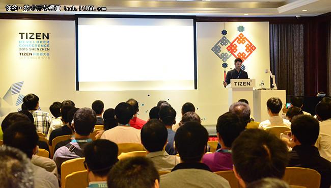 物联网时代 Tizen开发者大会影响力大涨