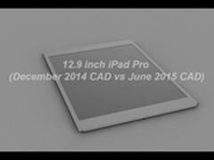 iPad Pro参数确认 12.9英寸屏 4扬声器