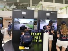海信ULED电视与100英寸激光影院亮相IFA