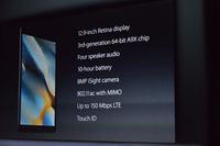 苹果发布iPad Pro:12.9英寸售价799刀